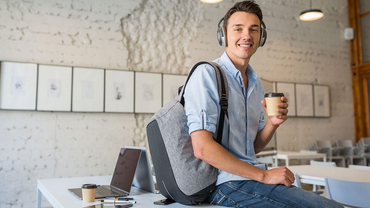 I migliori zaini porta PC del 2021 per studenti e professionisti thumbnail
