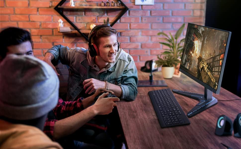 Lenovo G27-20 tra i monitor gaming in offerta per la Gaming Week