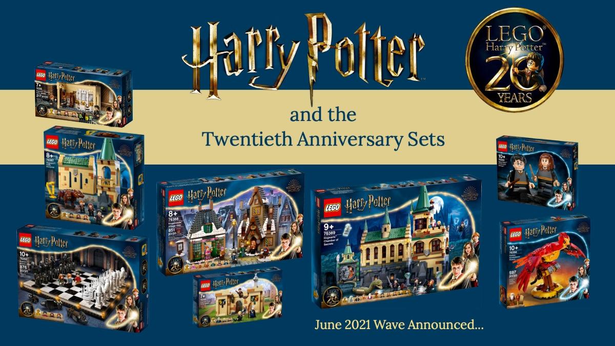 LEGO: in arrivo il set da 3000 pezzi di Harry Potter raffigurante Hedwig thumbnail