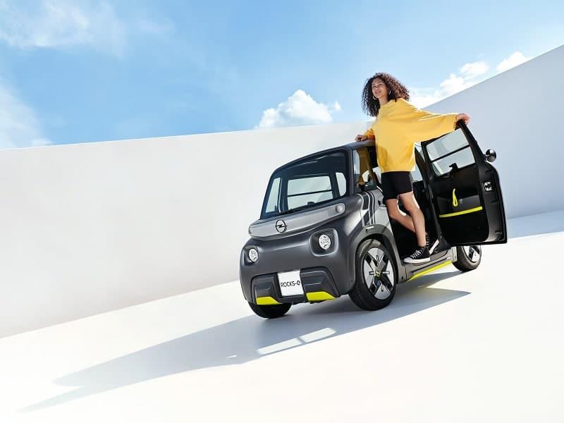 opel rocks-e mobilità urbana sostenibile-min