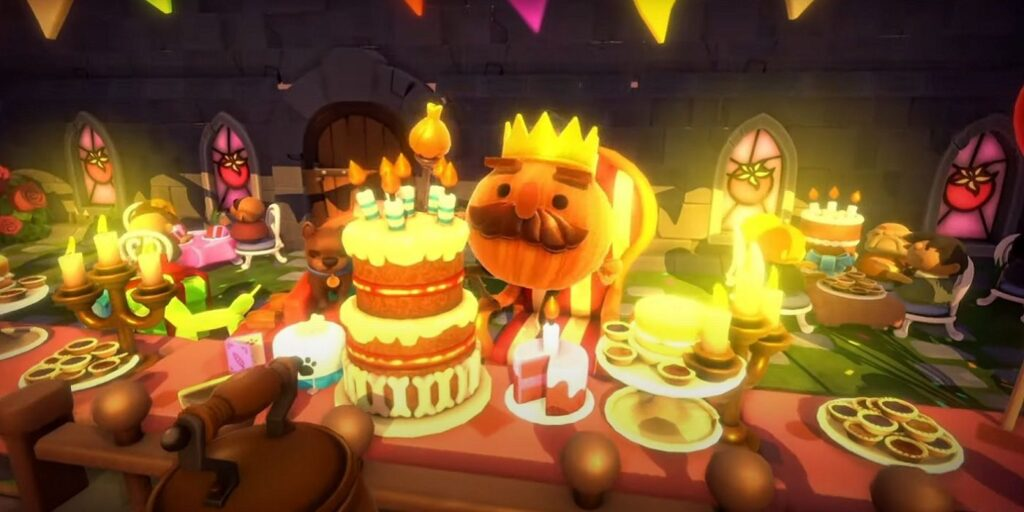 Overcooked All You Can Eat Birthday Party