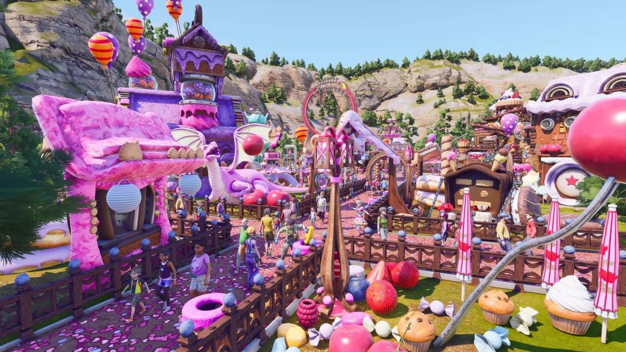Ecco Park Beyond, il nuovo titolo di Bandai Namco thumbnail