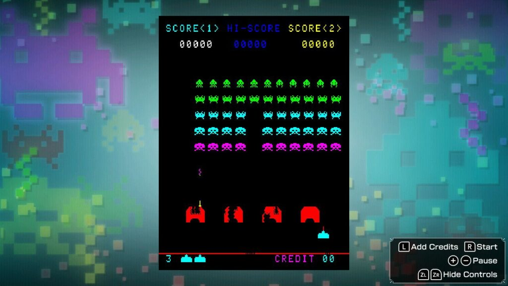Space Invaders Invincible Collection Recensione
