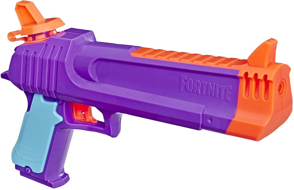 pistole ad acqua Fortnite