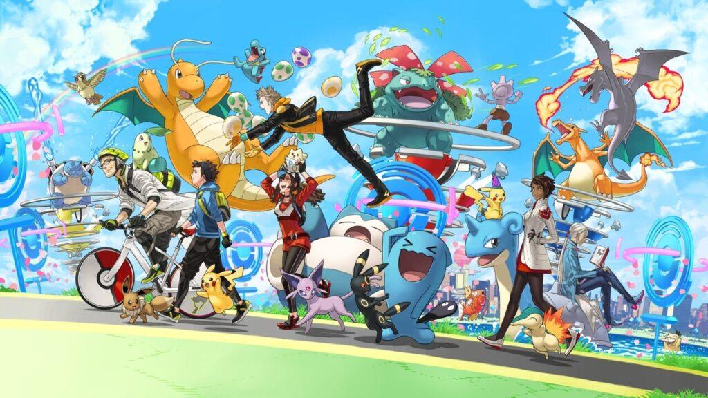 Pokémon GO Evento Safari