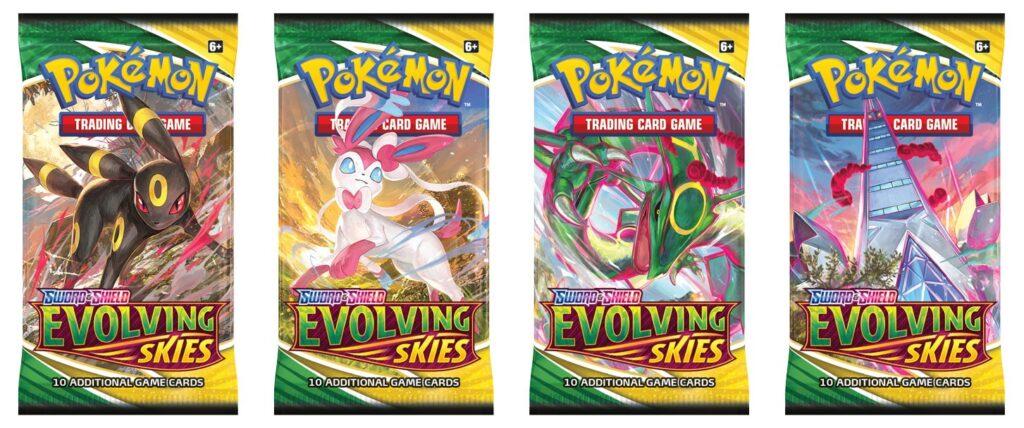 Pokémon GCC: disponibile l'espansione Spada e Scudo Evoluzioni Eteree