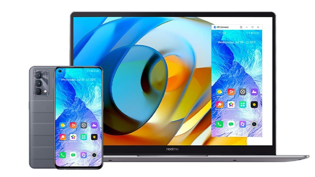 realme presenta due nuovi smartphone della serie GT e realme Book thumbnail