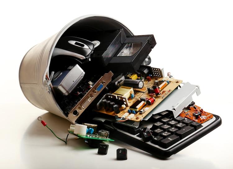 rifiuti tecnologici