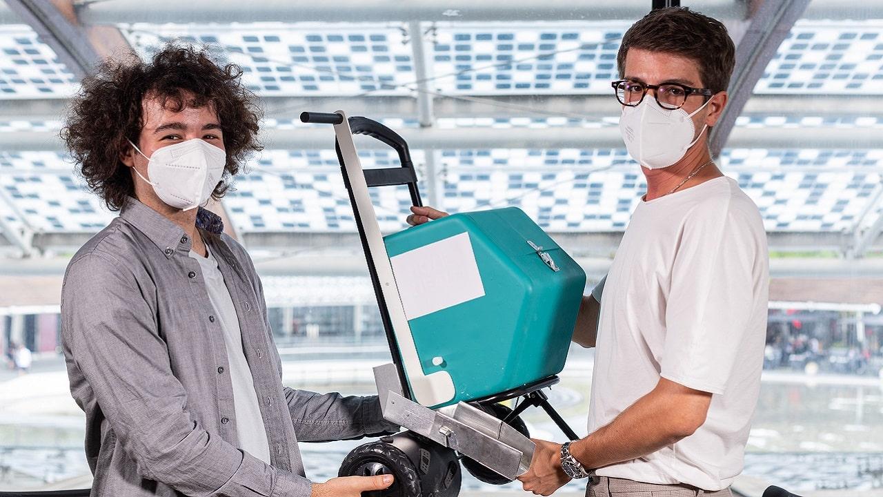 Roadfix, il progetto italiano che vince il James Dyson Award 2021 thumbnail