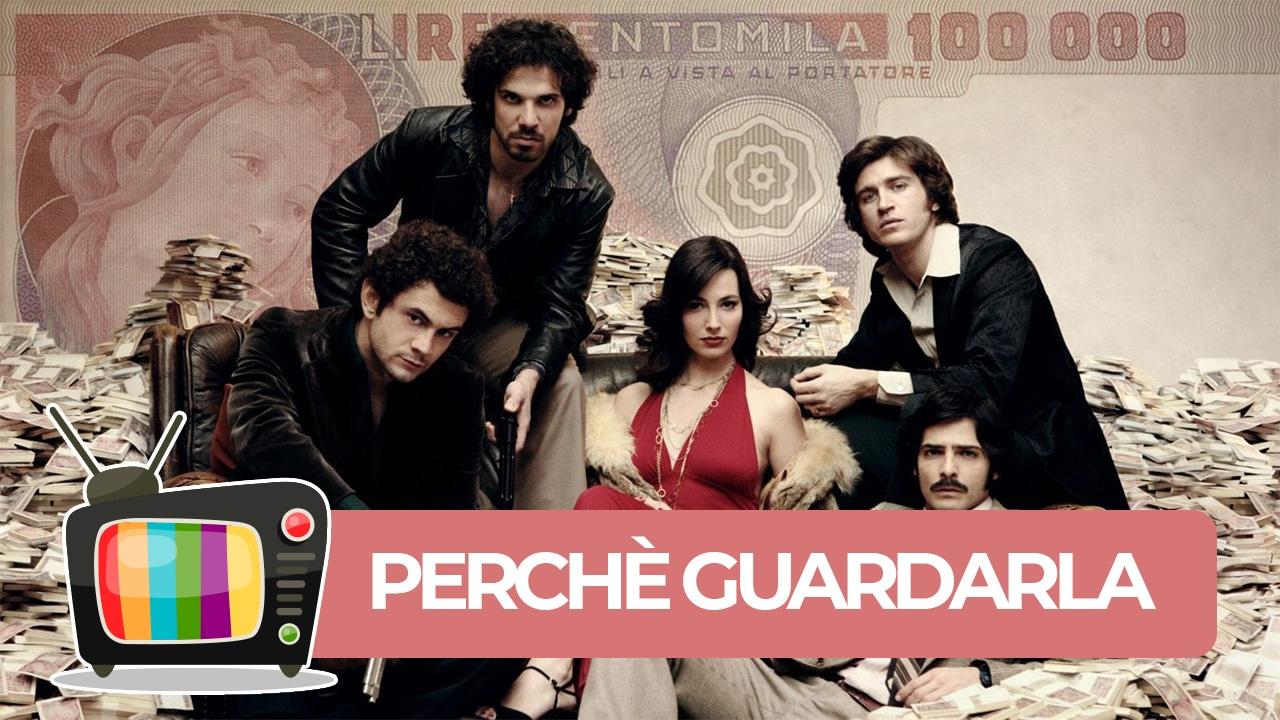 Romanzo Criminale, la serie TV sulla banda della Magliana - Perché guardarla? thumbnail