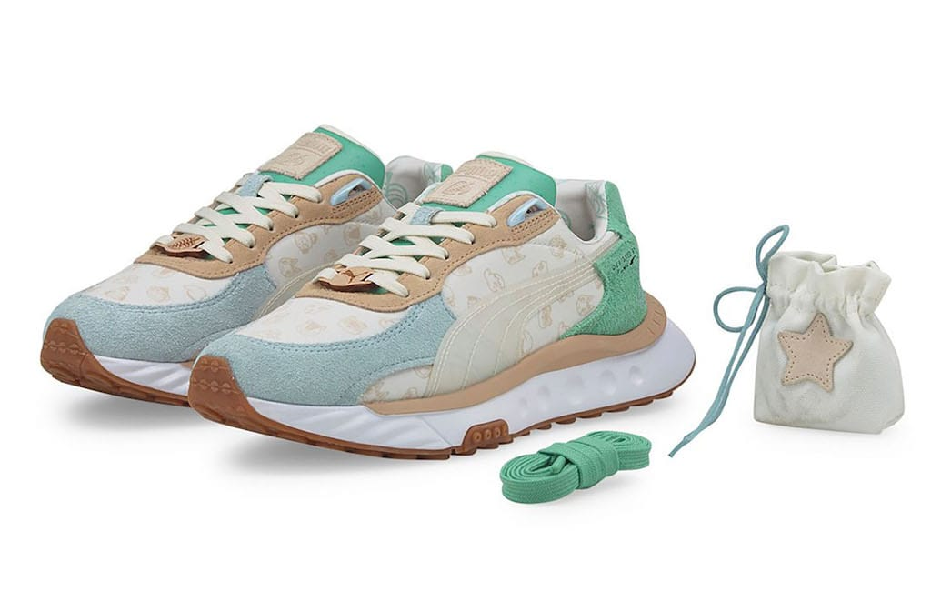 sneakers Puma Animal Crossing