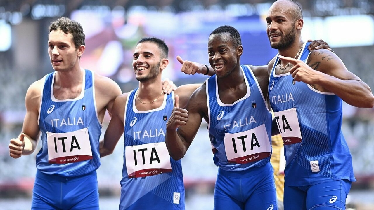 Tokyo 2020: l'Italia vince l'oro nella staffetta 4x100 thumbnail