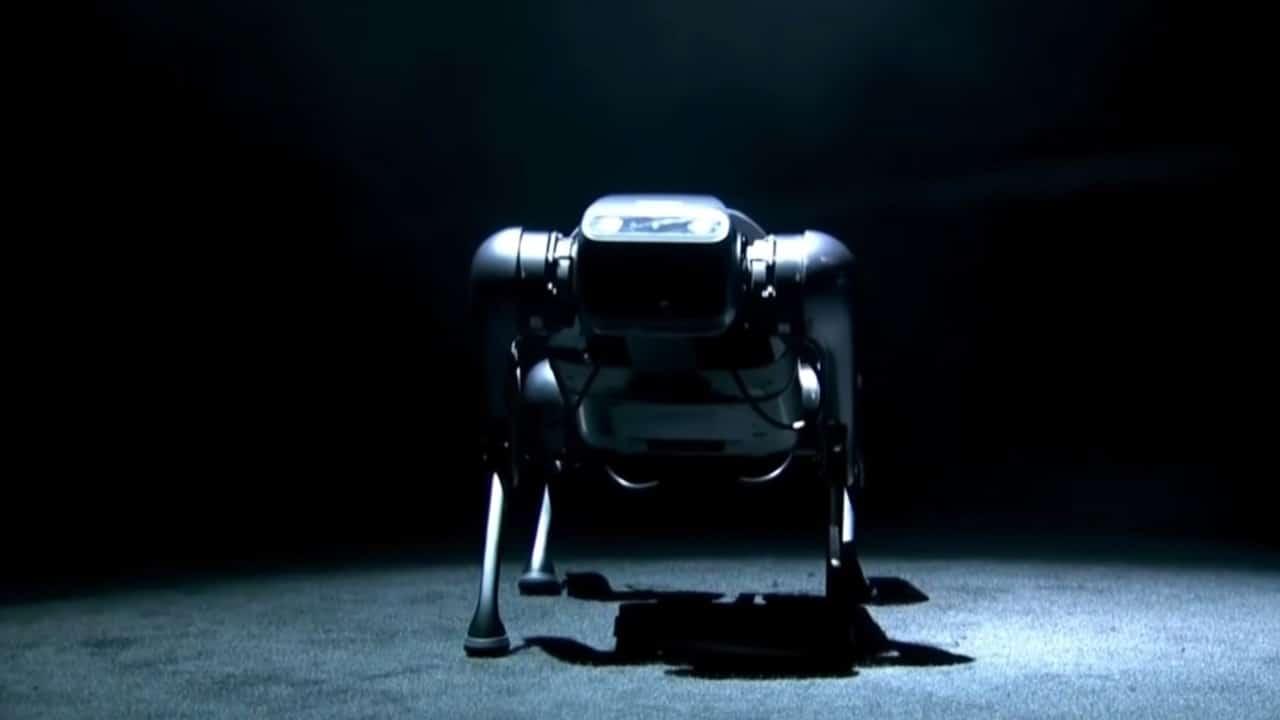 Xiaomi annuncia CyberDog, il quadrupede robot thumbnail