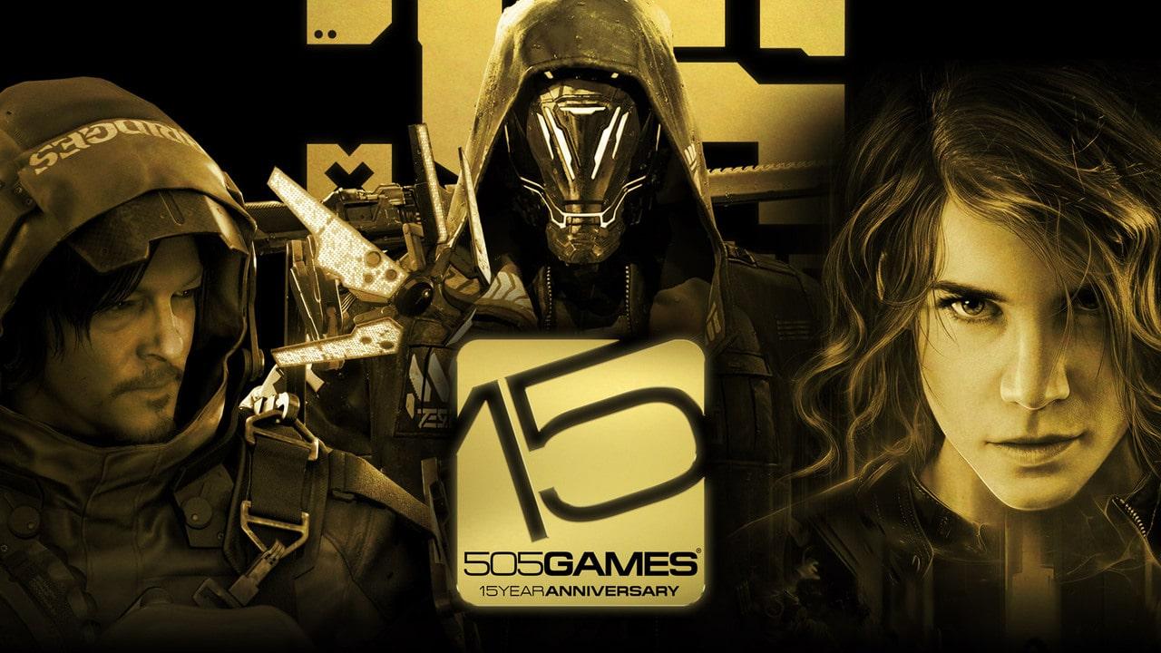 505 Games festeggia il suo 15° anniversario con una valanga di sconti thumbnail