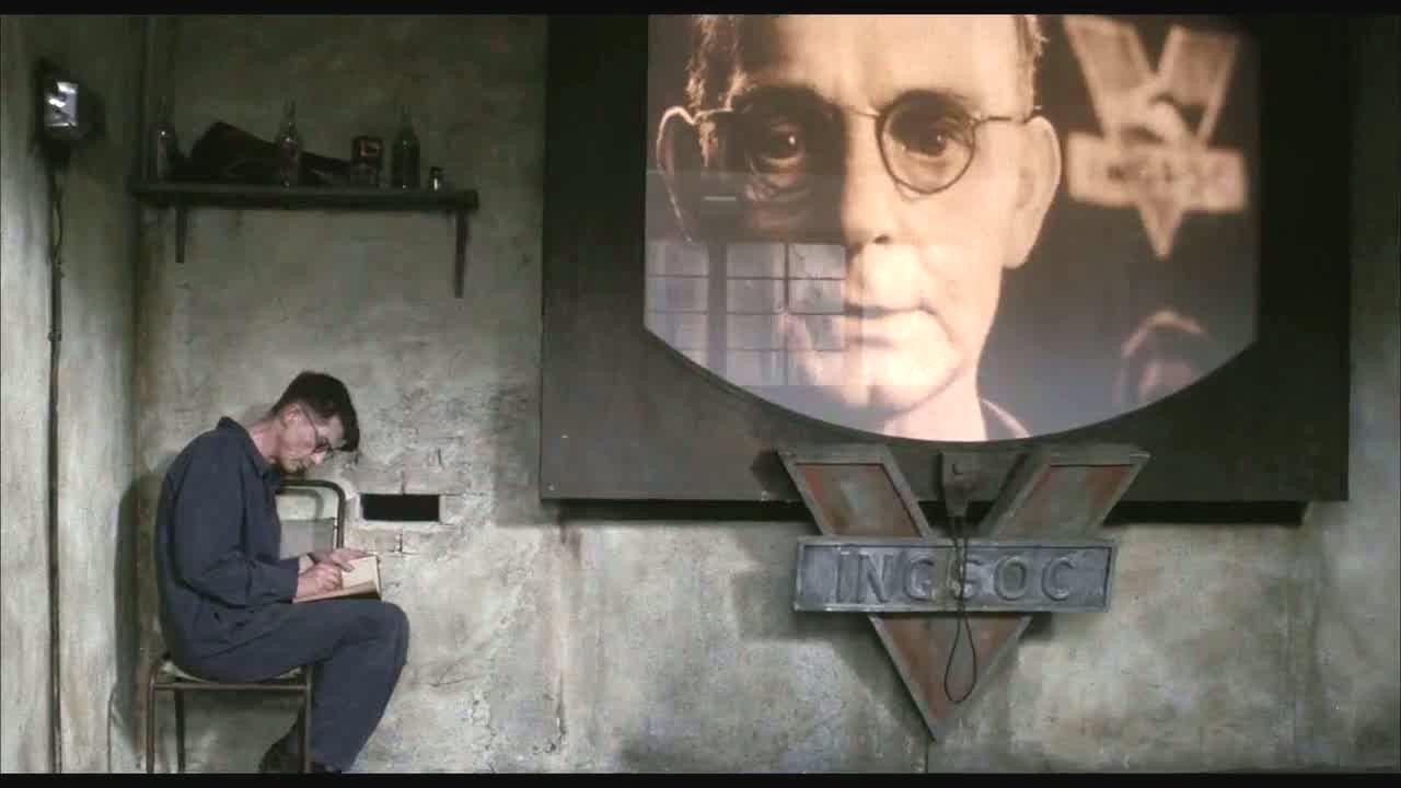 1984 di Orwell: il libro e il film thumbnail