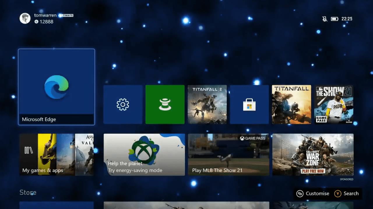 Xbox: le console Microsoft diventano compatibili con il browser Edge thumbnail