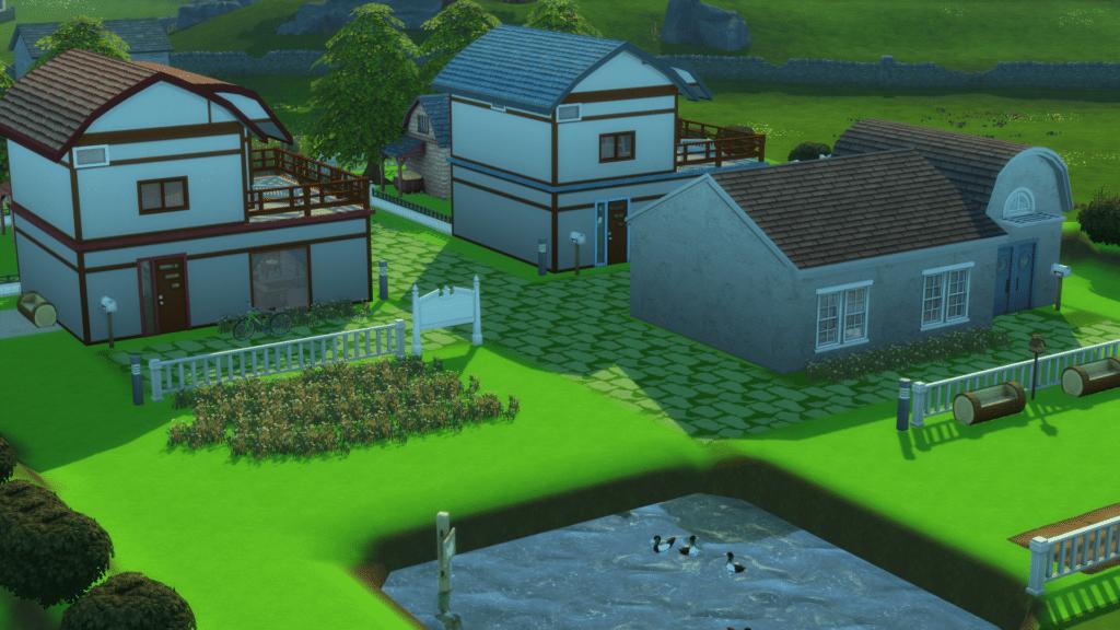 The Sims 4 Pokémon