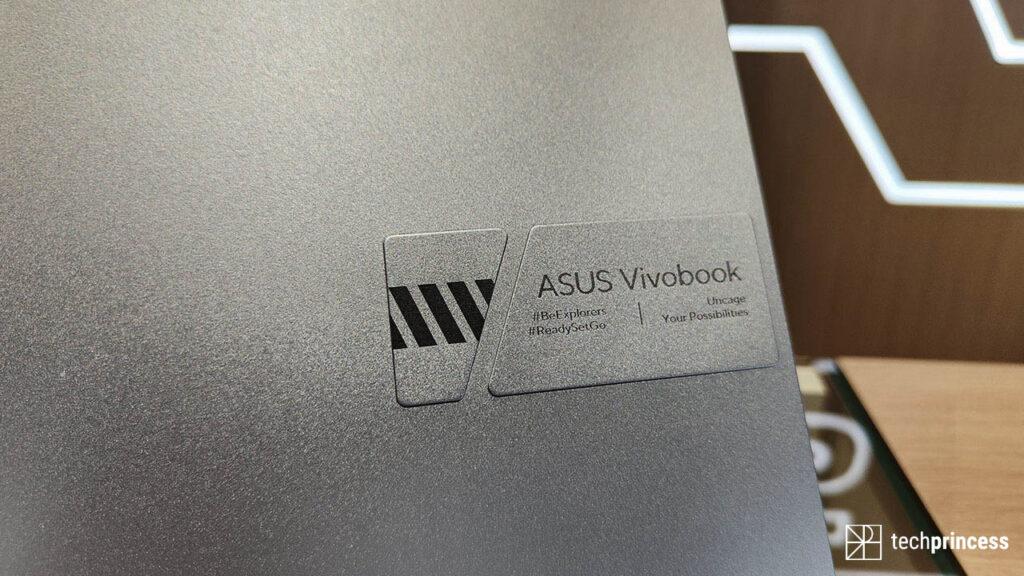 ASUS Vivobook 16X design
