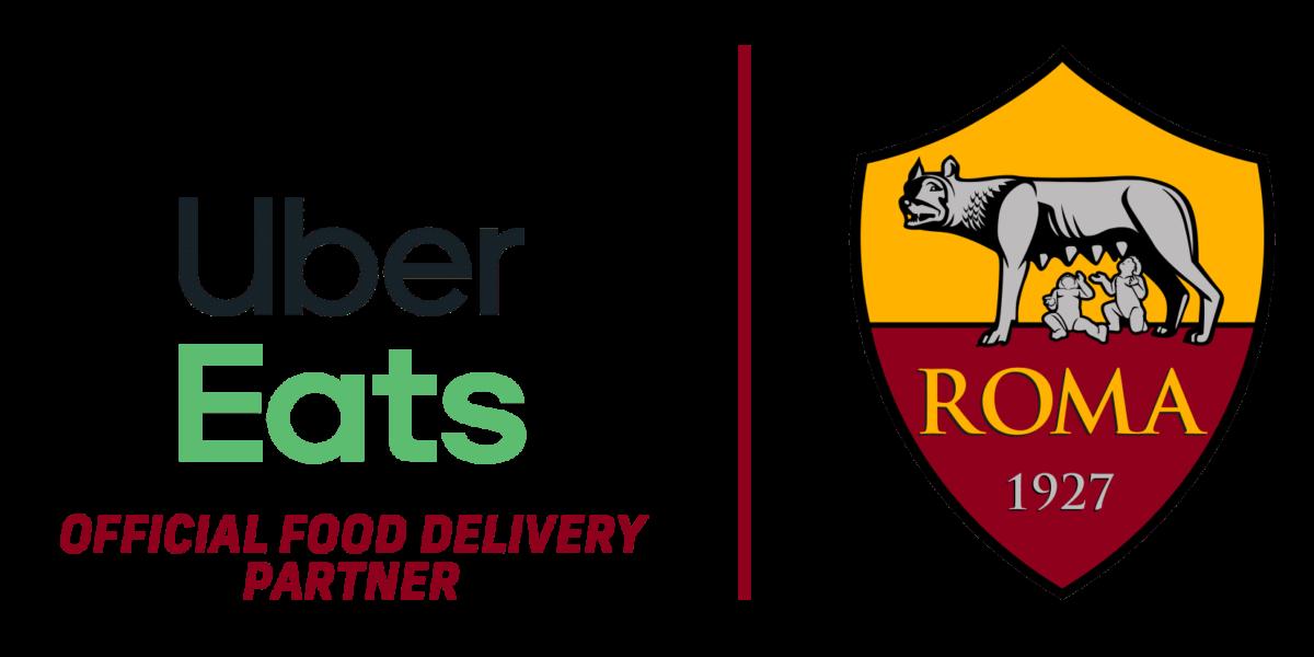 AS Roma-Uber Eats: ecco una nuova partnership commerciale thumbnail