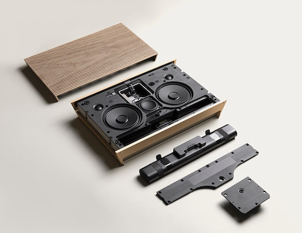 "Bang & Olufsen: Beosound Level è il primo speaker ""Cradle to Cradle"" thumbnail"