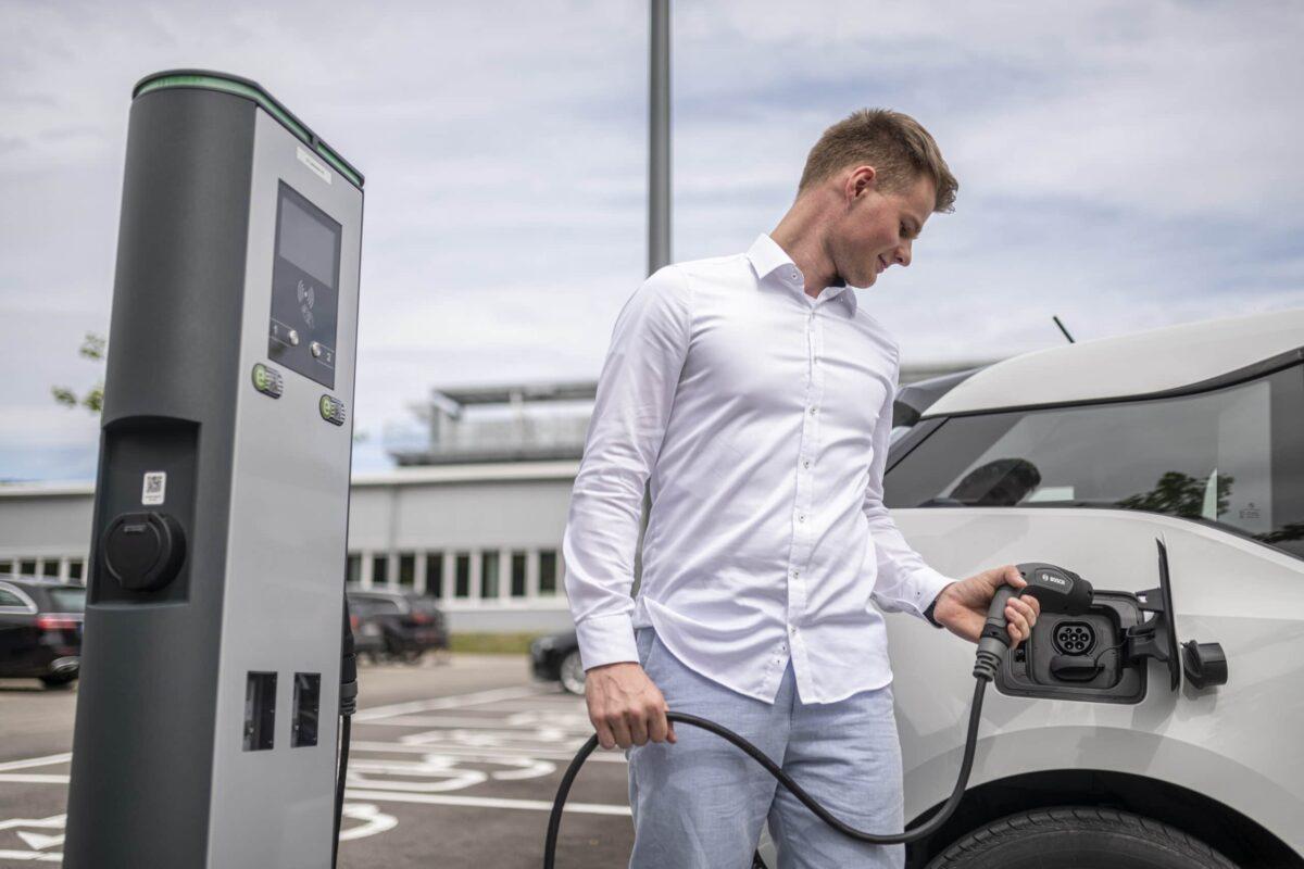 Bosch: un fatturato di oltre un miliardo di euro con l'elettromobilità thumbnail
