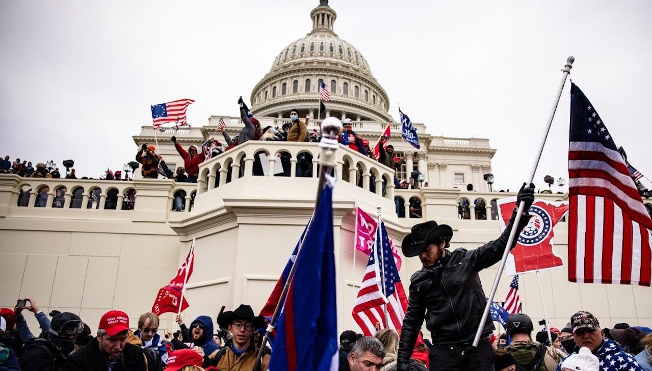 HBO rilascerà un documentario sull'attacco a Capitol Hill thumbnail