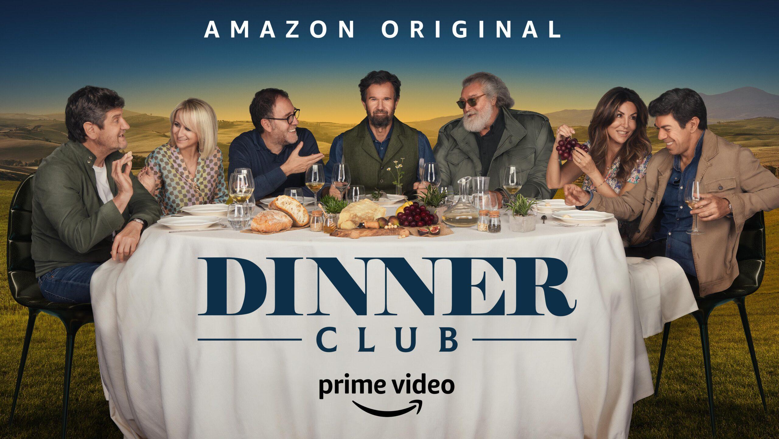 Cosa c'è da sapere su Dinner Club, da oggi su Amazon Prime Video thumbnail
