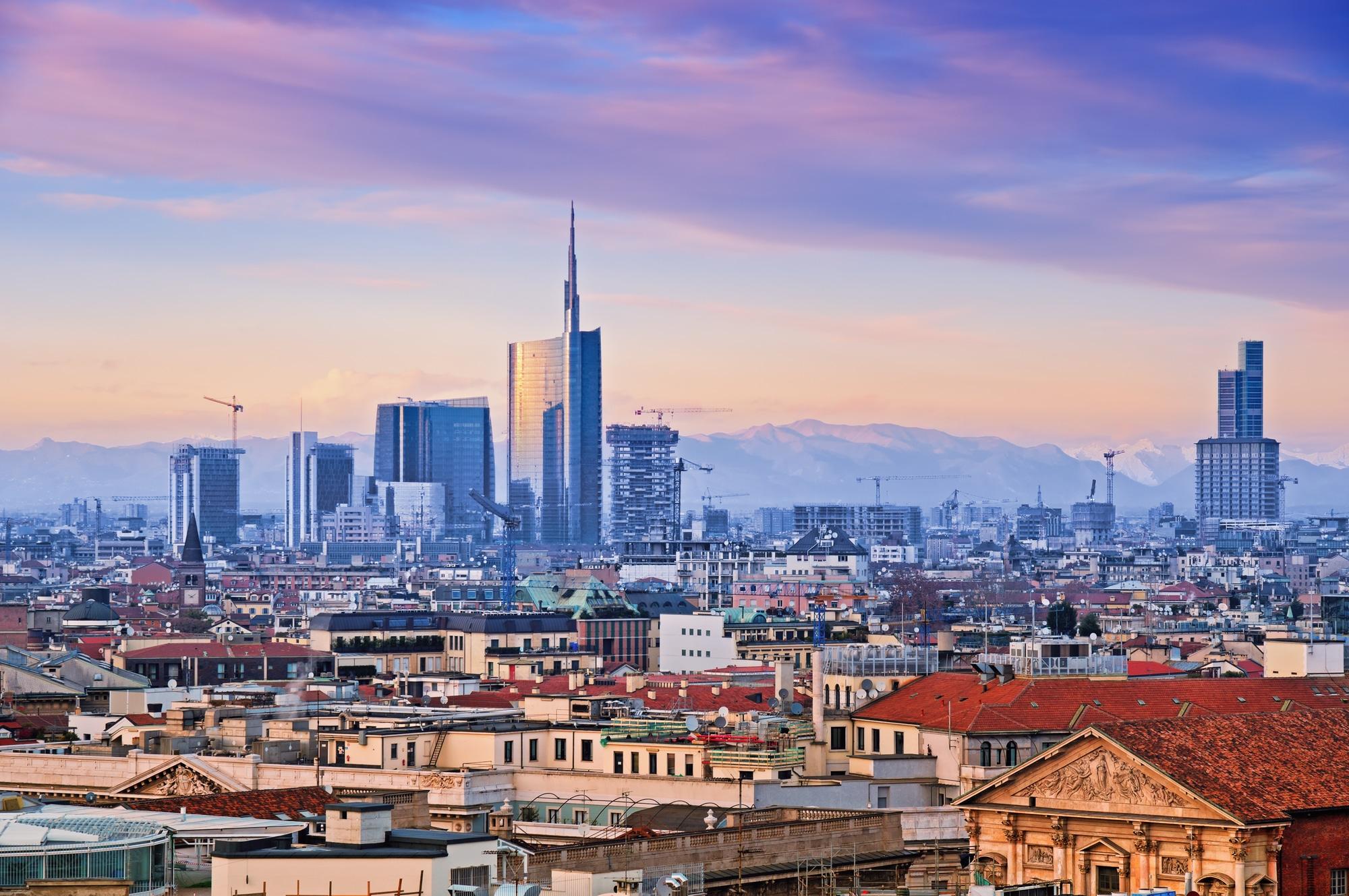 Milano, ecco la piazza hi-tech dedicata a Fernanda Pivano thumbnail