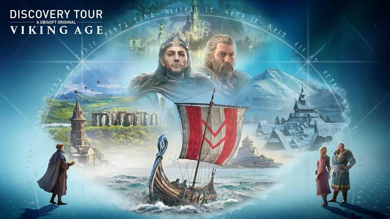 Discovery Tour: Viking Age arriva ad ottobre thumbnail