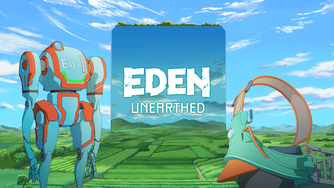 Netflix lancia un videogioco ispirato alla serie Eden thumbnail
