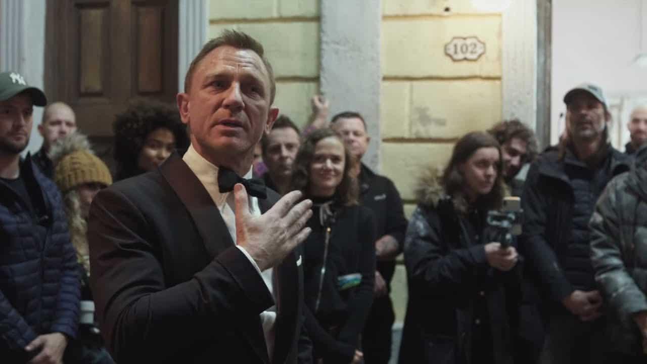 Essere James Bond: com'è il documentario sullo 007 di Daniel Craig thumbnail