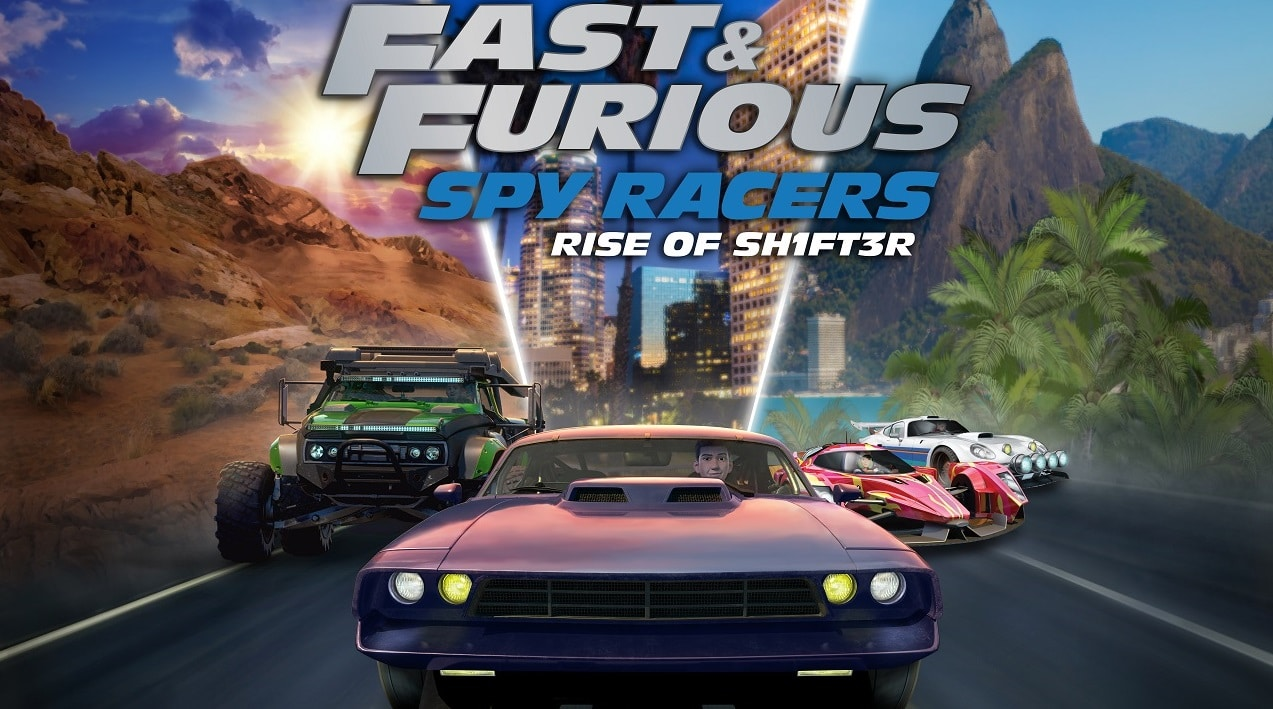 Fast & Furious: Spy Racers Rise of SH1FT3R provato in anteprima thumbnail