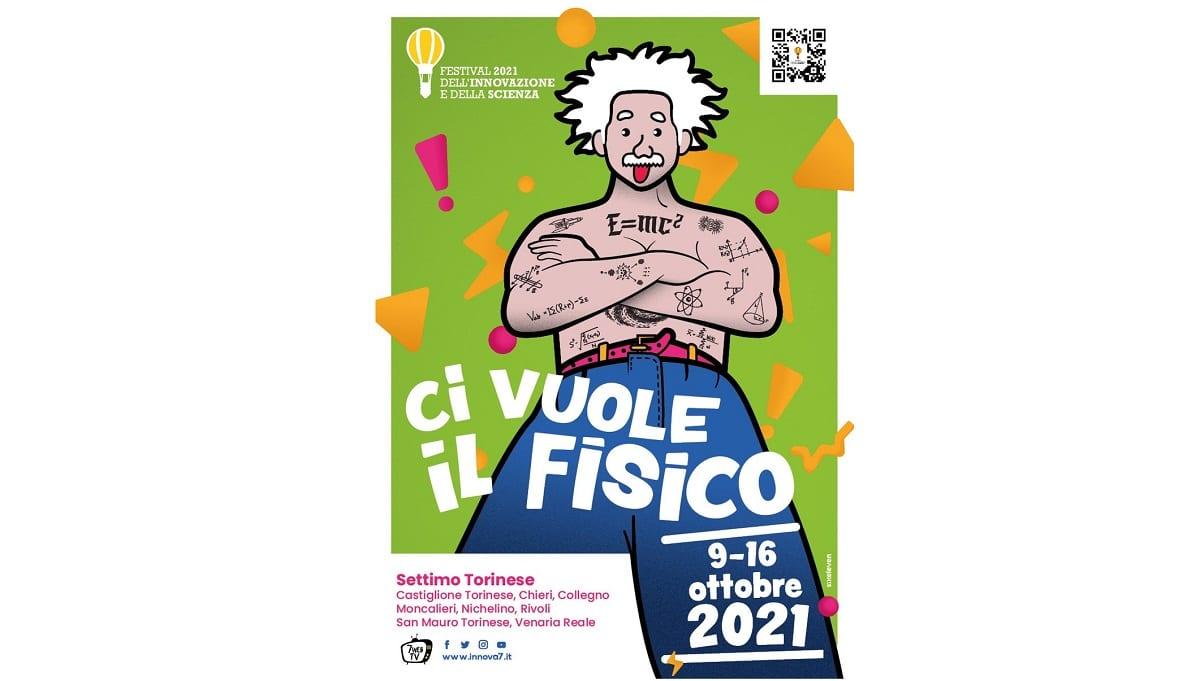 Festival dell'Innovazione e della Scienza 2021: si parte il 9 ottobre thumbnail