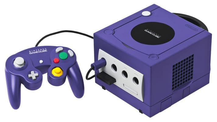 GameCube Storia