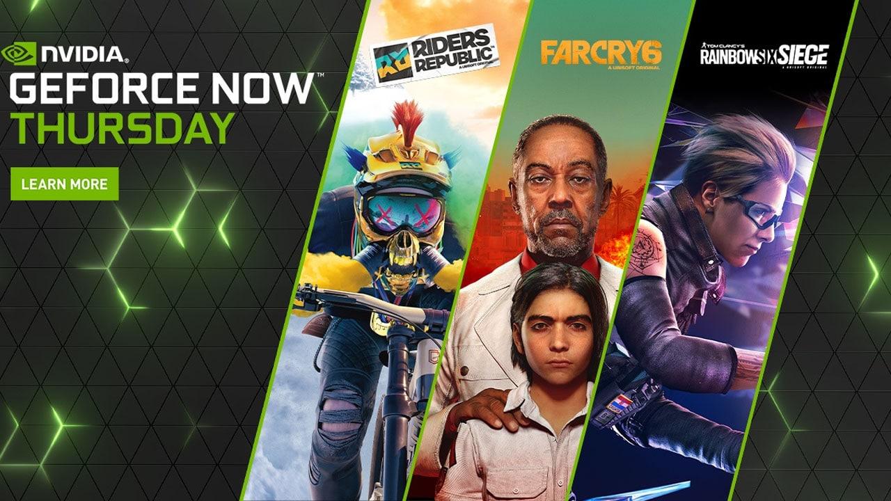 GeForce NOW: tutti i giochi in arrivo questa settimana thumbnail