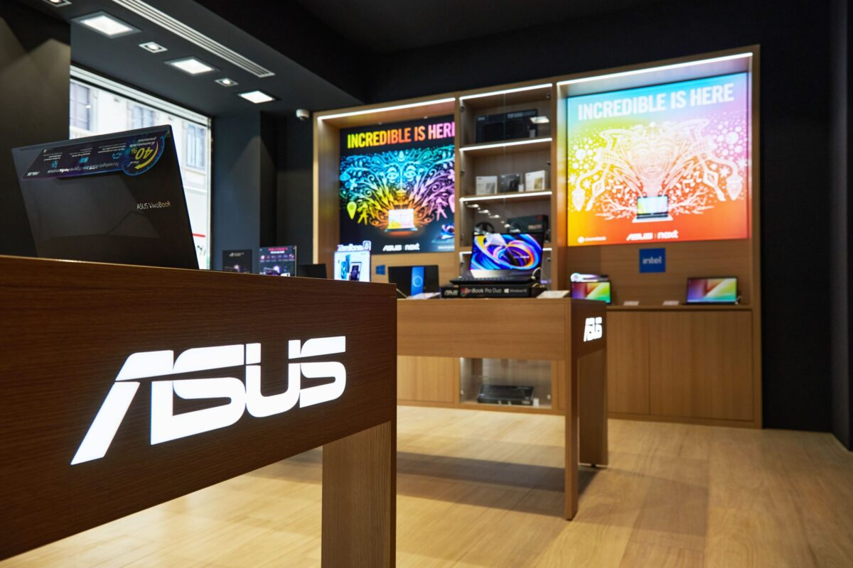 ASUS: Gold Store arriva anche Milano thumbnail