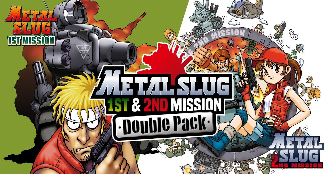 La recensione di Metal Slug 1st & 2nd Mission: un tuffo nel passato thumbnail