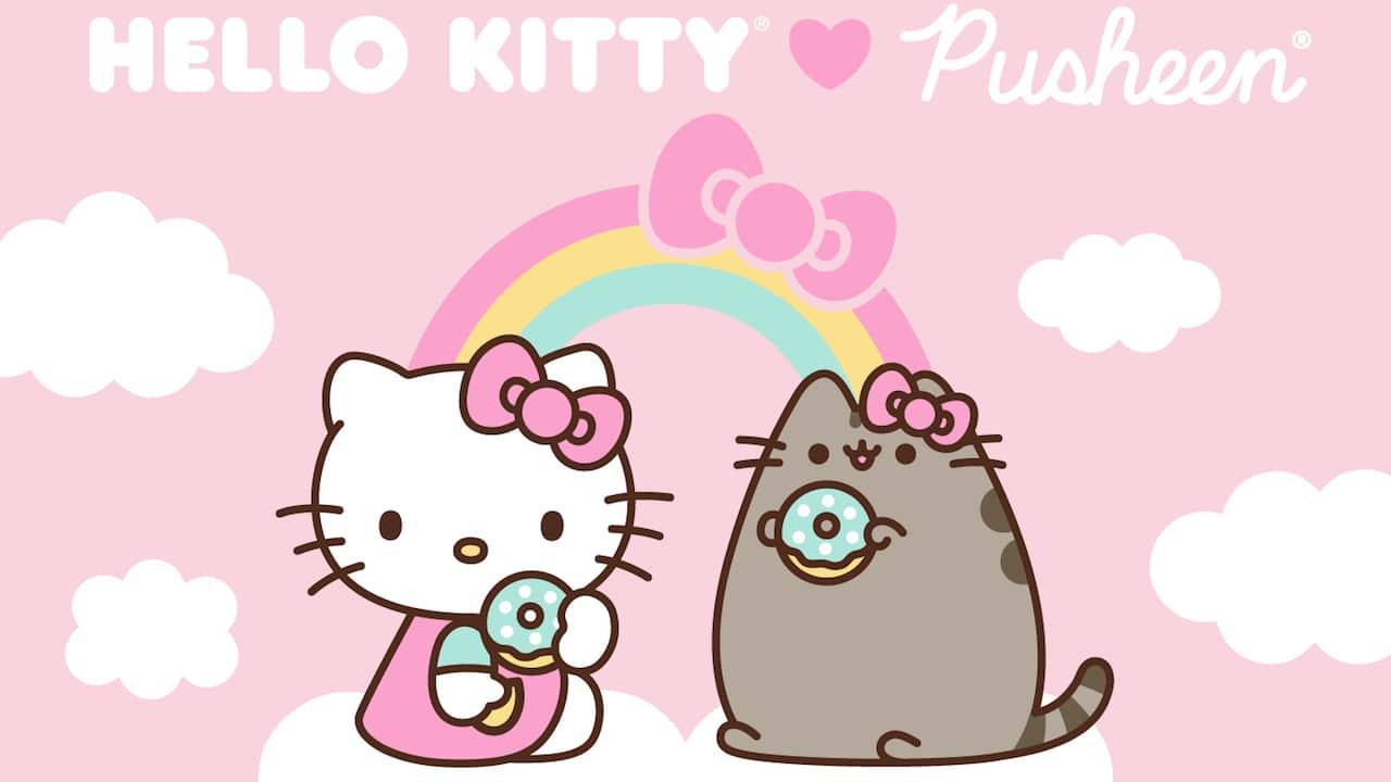 Hello Kitty e Pusheen insieme per una nuova collezione thumbnail
