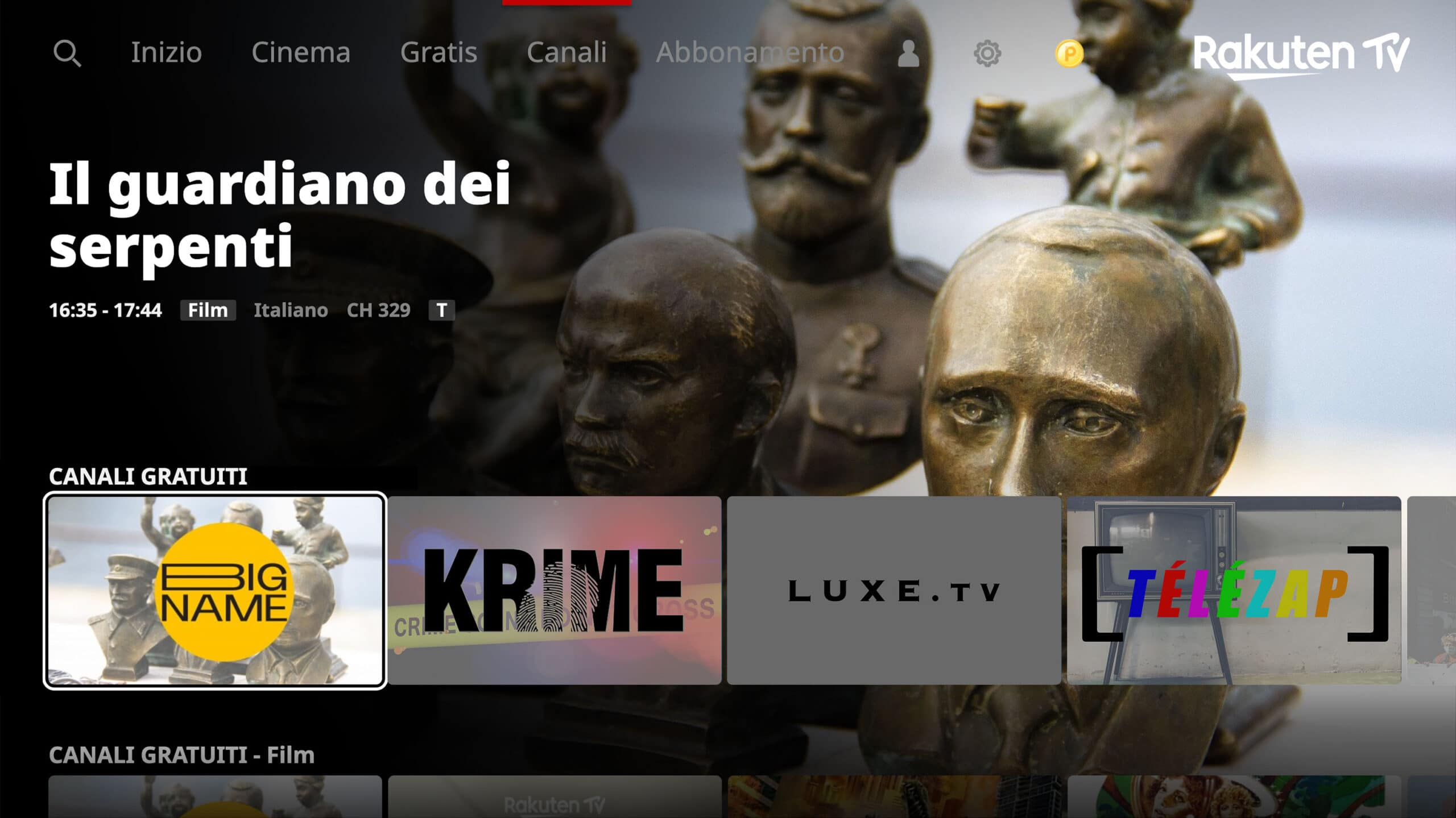 Partnership tra Rakuten TV e Alchimie: nuovi canali in chiaro in tutta Europa thumbnail