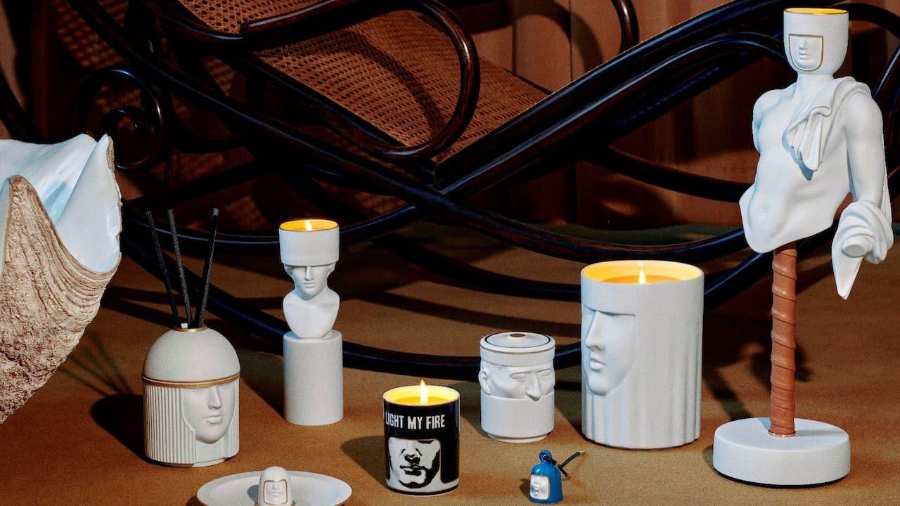LCDC, la collezione Home Fragrance di Ginori thumbnail