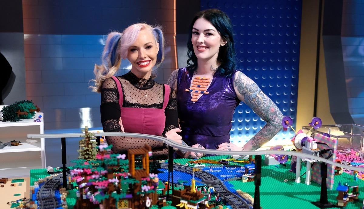 LEGO Masters USA arriva in esclusiva Prima TV free su Boing thumbnail