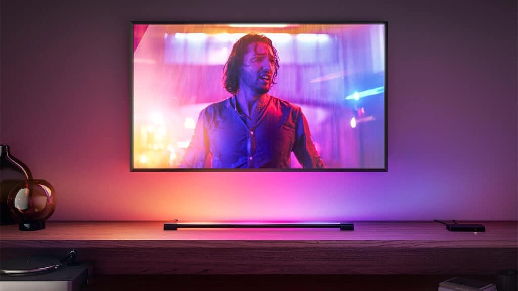 Lampadine Philips Hue - Play gradient light tube