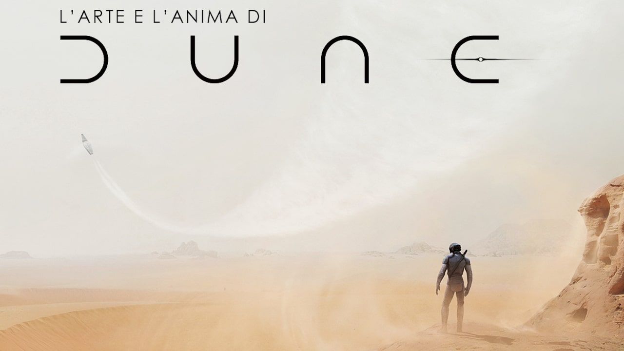 """In uscita l'artbook """"L'arte e l'anima di Dune"""" thumbnail"""
