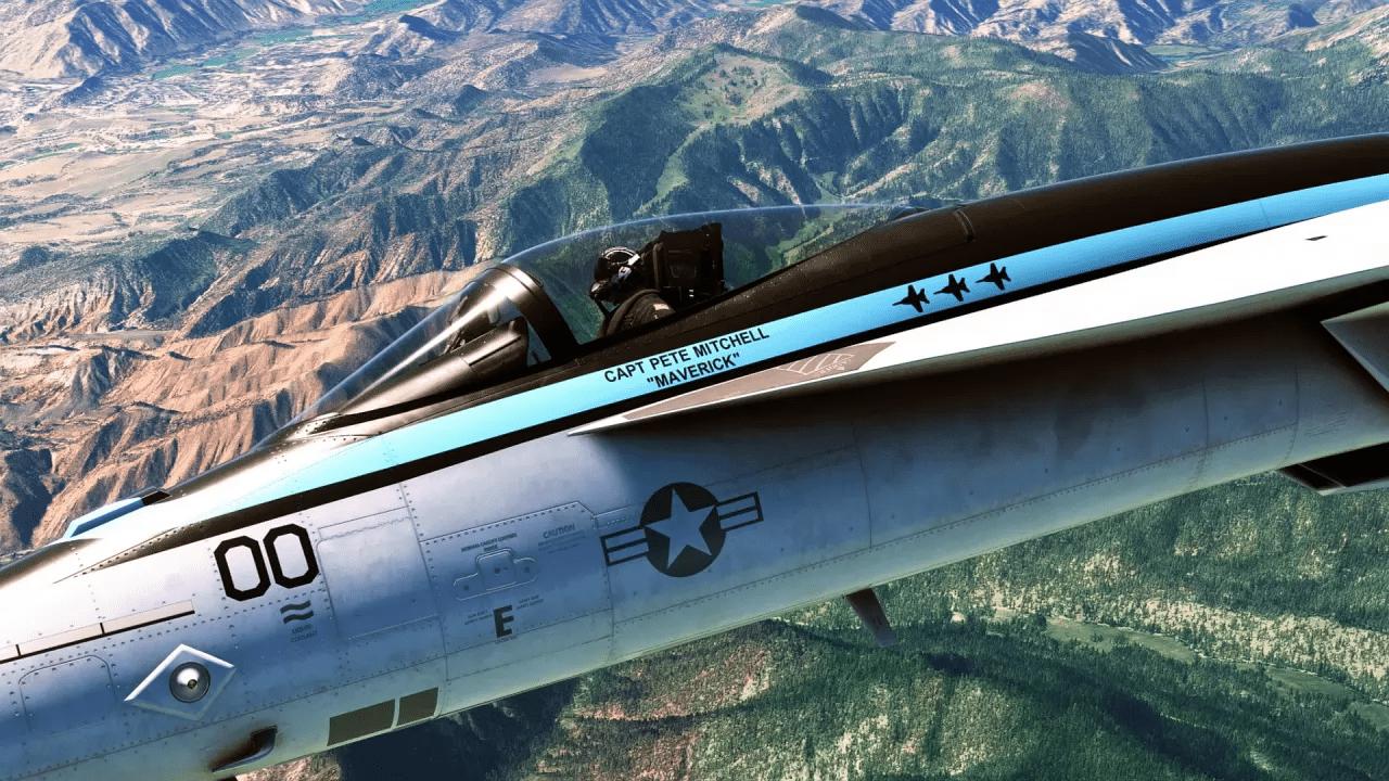 Microsoft Flight Simulator: l'espansione Top Gun è stata rimandata a marzo thumbnail