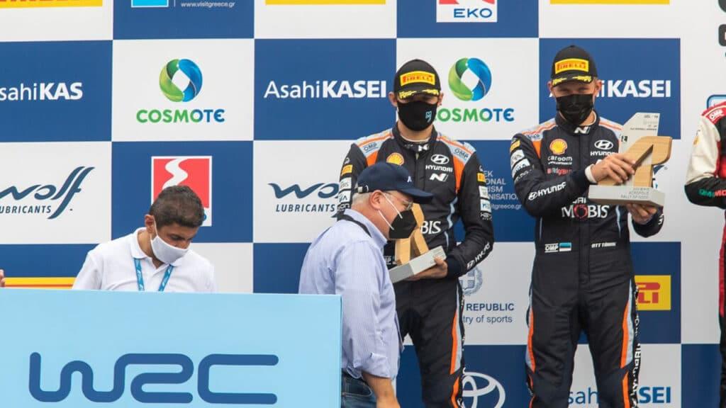 Mondiale Rally 2021 - Hyundai Motorsport