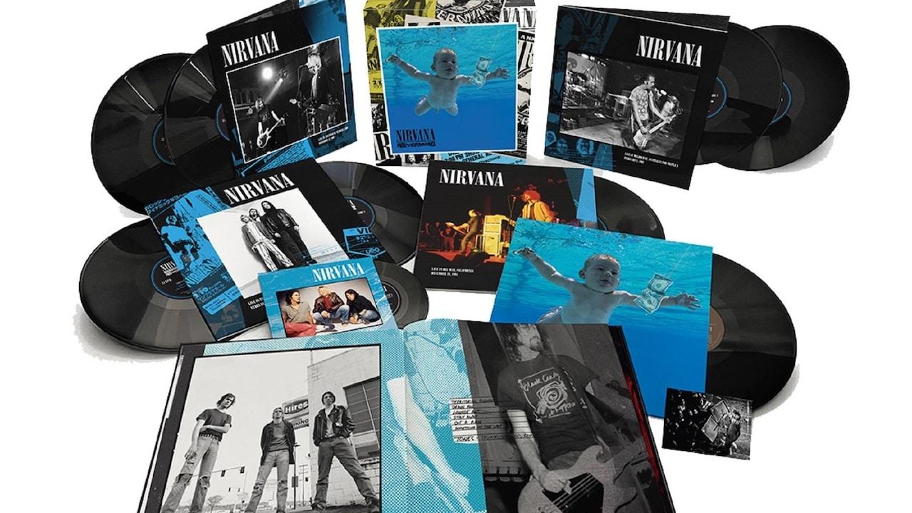 La ristampa deluxe di Nevermind celebra i 30 anni dell'album thumbnail