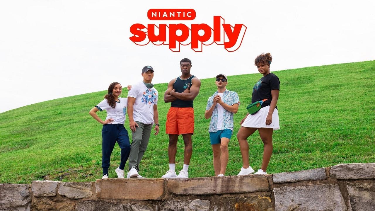 Arriva Niantic Supply, la linea di abbigliamento per gli Esploratori thumbnail