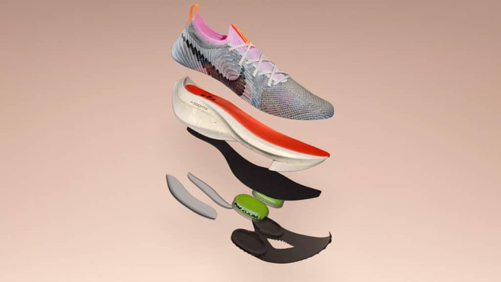 Nike scarpe sostenibili