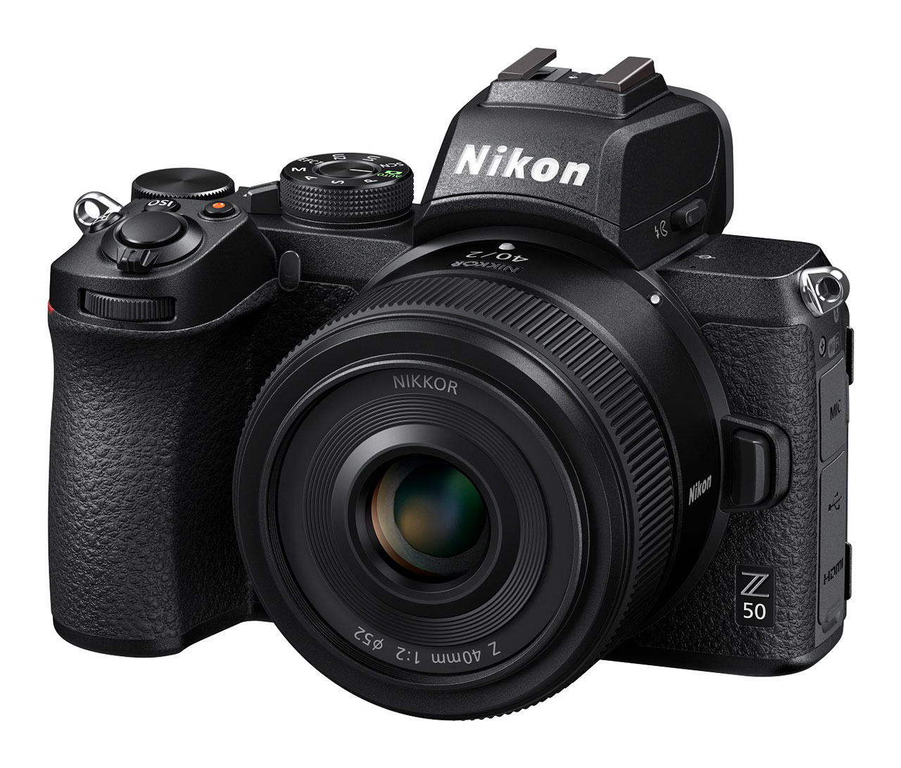 Presentato il nuovo Nikkor Z 40mm f/2 thumbnail