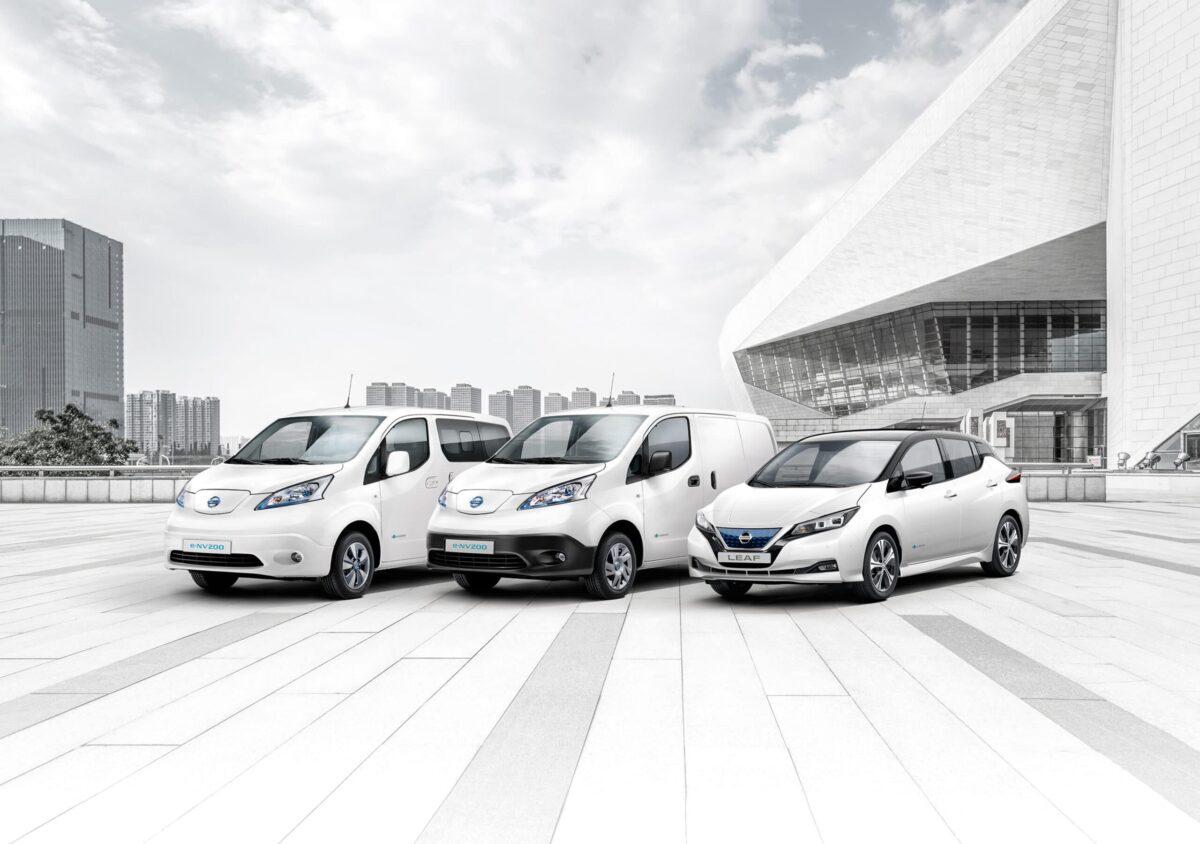 Nissan: sono 250.000 i veicoli elettrici venduti in Europa thumbnail